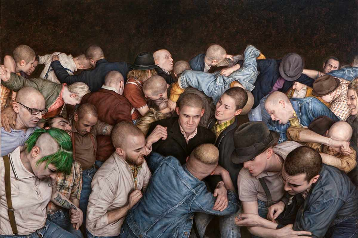 Realistic Paintings That Will Make You Question Reality