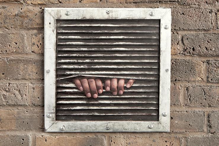 Dan Witz - Prisoners (2012-2013) 1