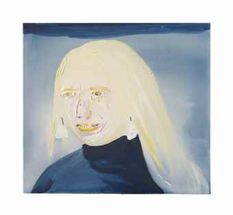 Dana Schutz-Albino-2001