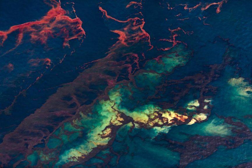 Oil Spill 8