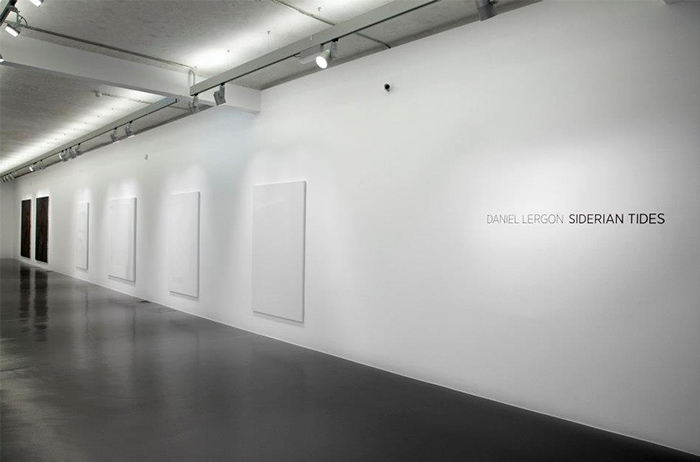 Daniel Lergon, Installation view at Ivorypress, Madrid, Spain, 2013