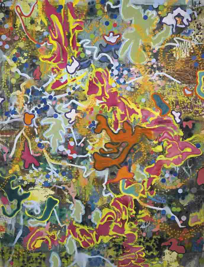 Daniel Richter-Hoch In Bremen-2000