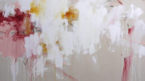 Daniela Schweinsberg - A Breath of Summer II, 2019 (detail)