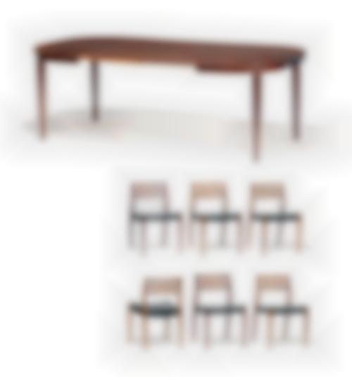 Danish Modern - Dining Suite (7)-