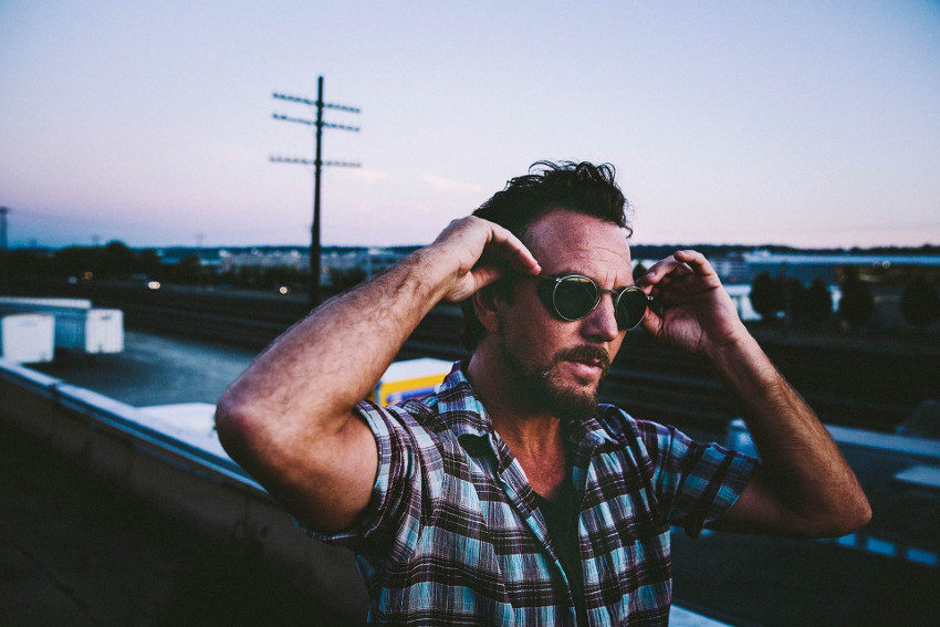 Danny Clinch - Eddie Vedder #2, photos in 2016