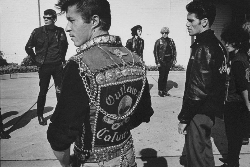 Danny Lyon - The Bikeriders, via americansuburbx com