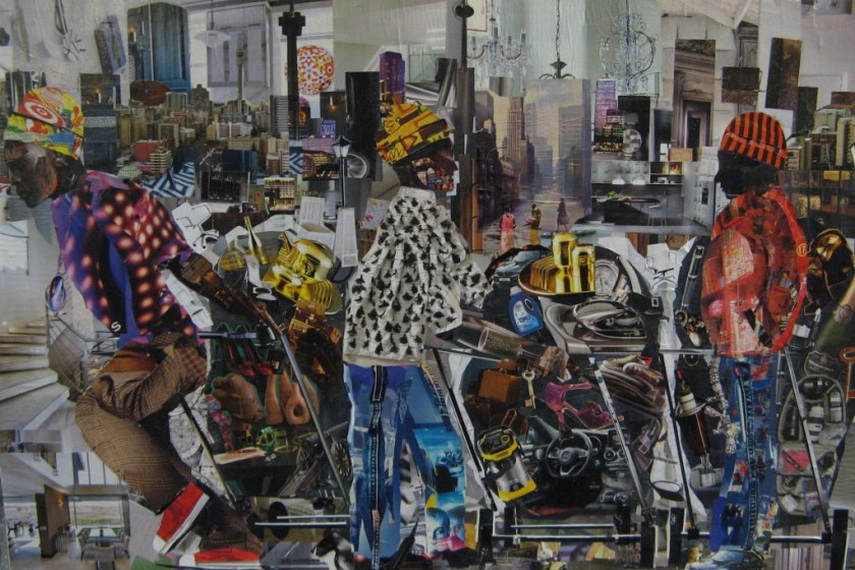 He was involved in various group exhibitions in Africa and abroad where his works were sold
