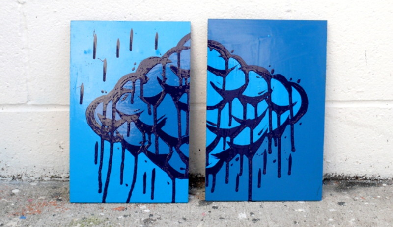 Darkcloud - Blue Period Diptych