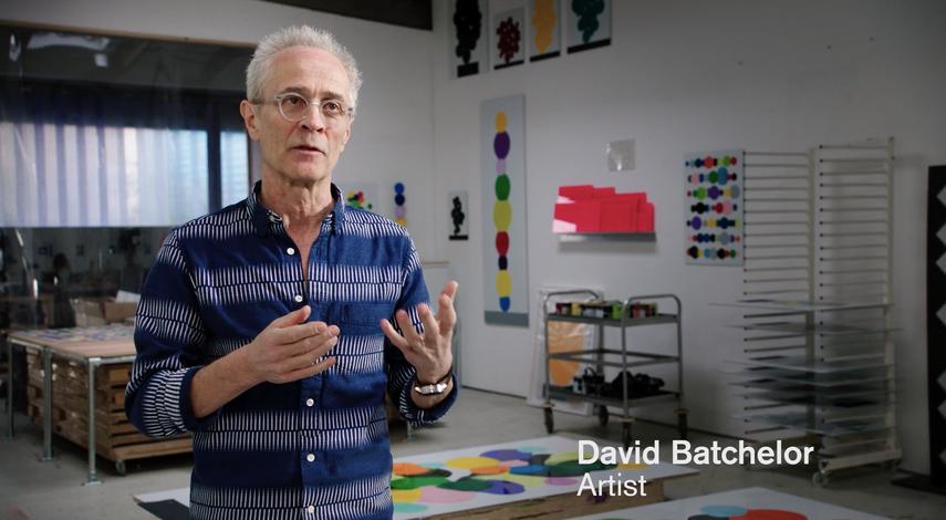 David Batchelor, The Fear of Colour