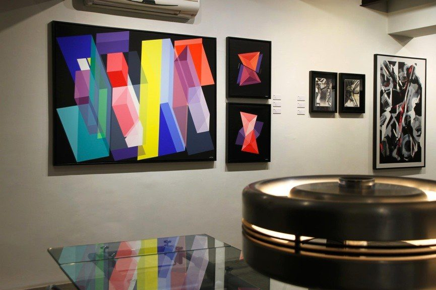 Collective Exhibition at David Bloch Gallery in Marrakech