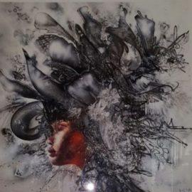 David Choe-Death Blossom-2009