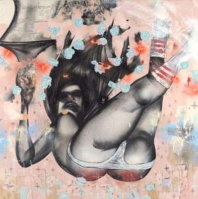 David Choe-Falling For Grace-