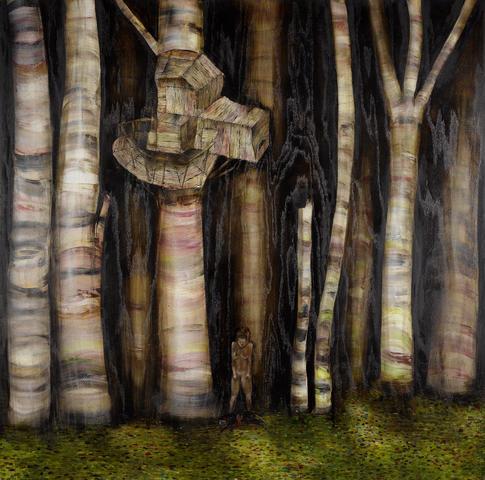 David Choe-Secret Sanctuary-2007