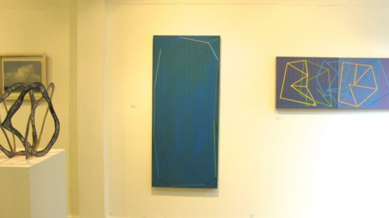 David G. King - show at Jonathan Swift Gallery, installation view, photo credits - Jonathan Swift Gallery