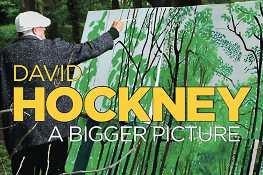 David Hockney A Bigger Picture