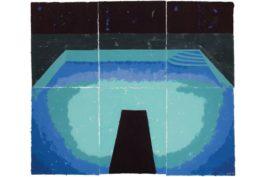 Piscine De Medianoche (Paper Pool 30), 1978