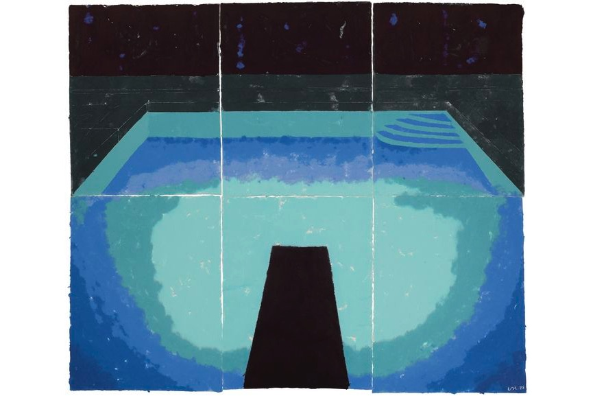 Piscine De Medianoche (Paper Pool 30), 1978