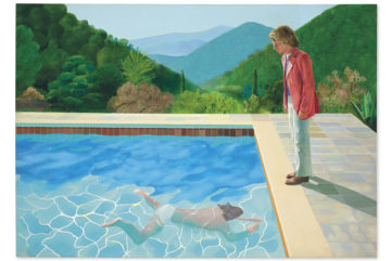 A Look at David Hockney's Most Expensive Works - So Far