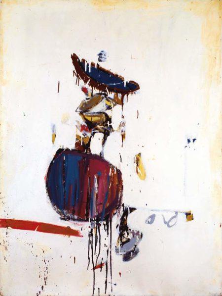 David Hockney-The Virtuous Apple-1960
