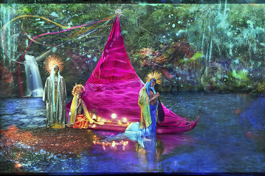 David LaChapelle - A New World, 2015