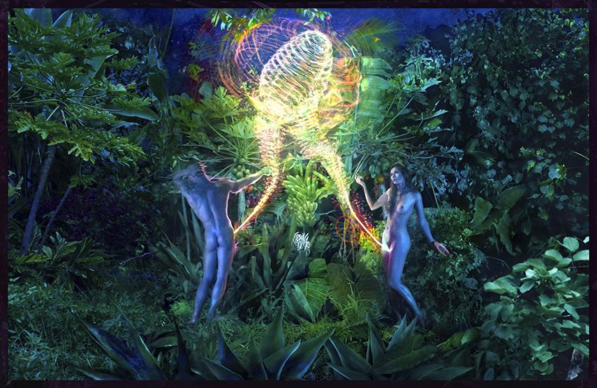 Adam and Eve, 2015