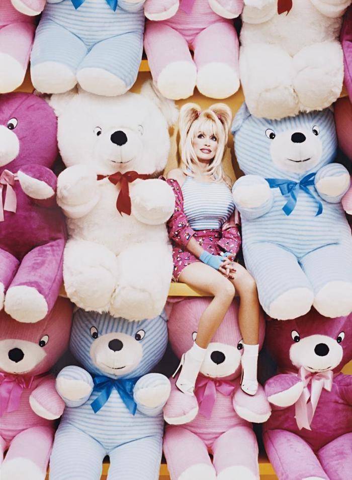 David LaChapelle-Dolly Parton: Prize Doll-1997