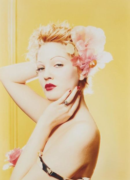 David LaChapelle-Drew Barrymore: Young Actress-1995
