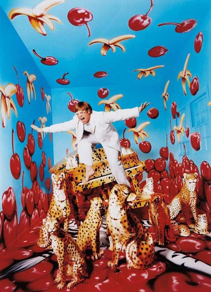 David LaChapelle-Elton John: Never Enough, Never Enough-1997