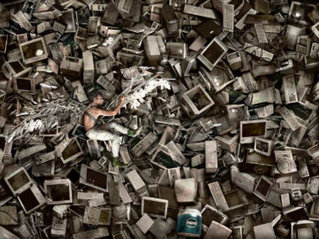 David LaChapelle - Icarus, 2012