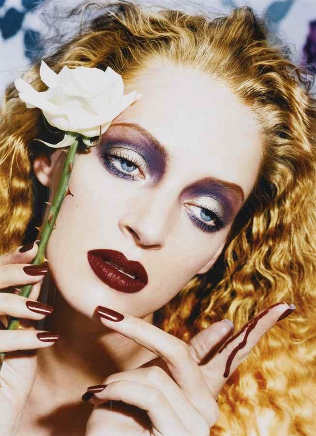 David LaChapelle-Uma Thurman: Beauties Bloom-1997
