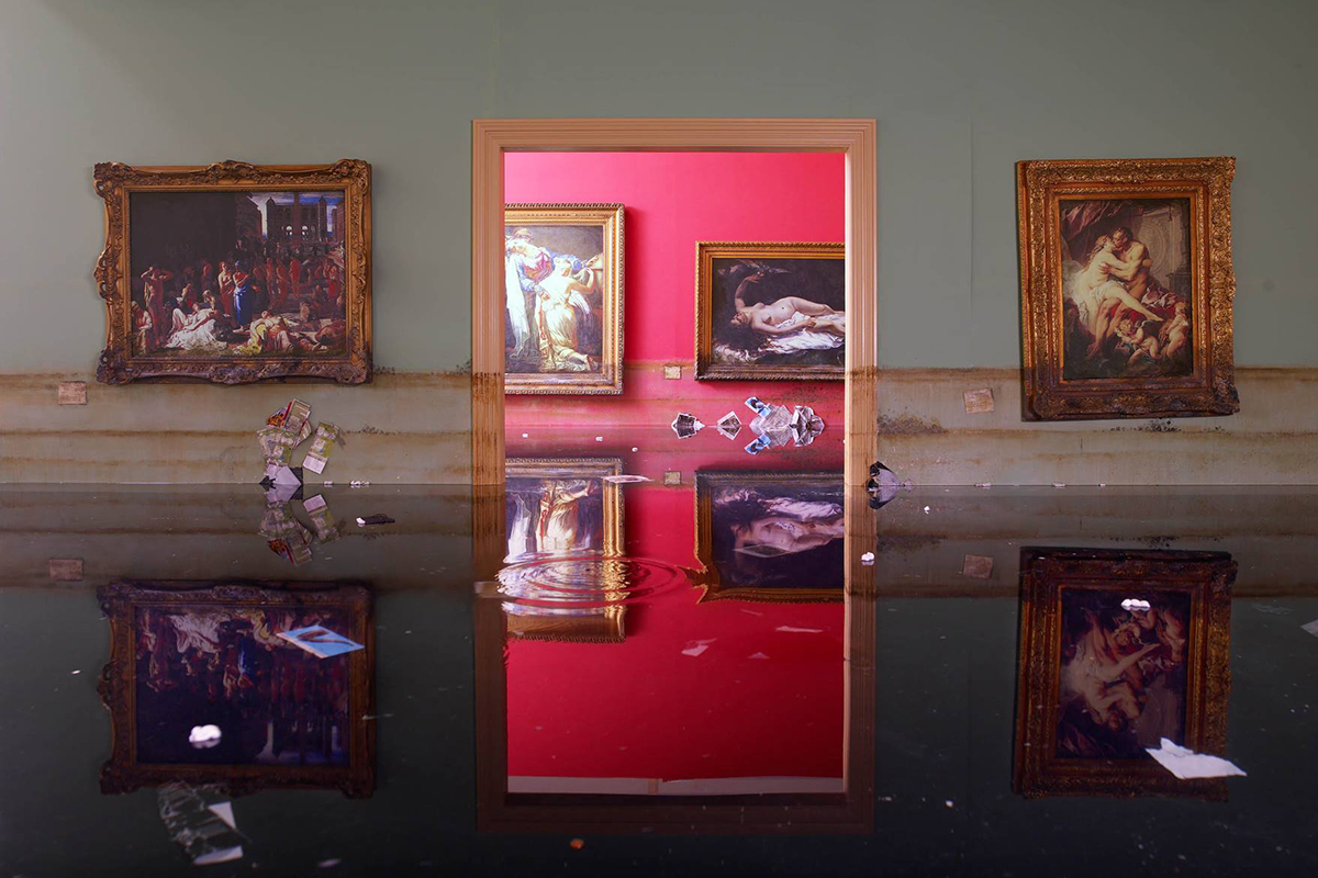David LaChapelle - Love After the Flood