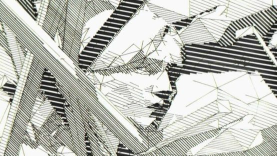 David Mesguich - Untitled, Self Territory 2 (detail)