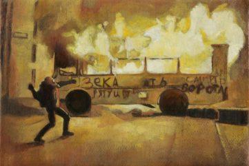 David Molesky exhibition