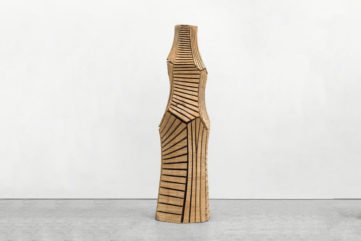 Cut Column by David Nash