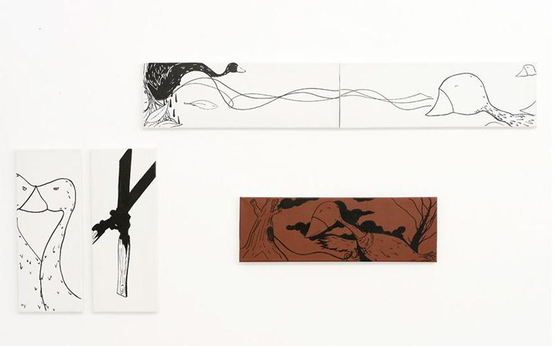 David Radon - Various artworks
