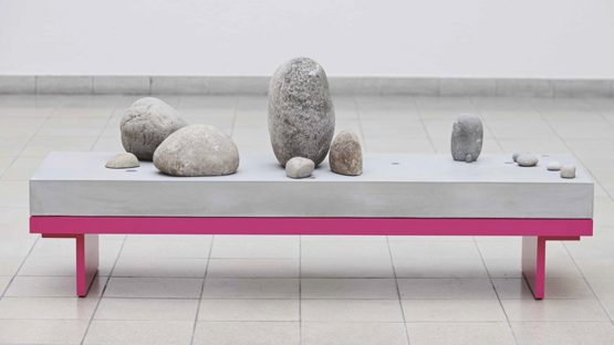 David Renggli - Daybed #3, 2013 - Copyright Wentrup Gallery