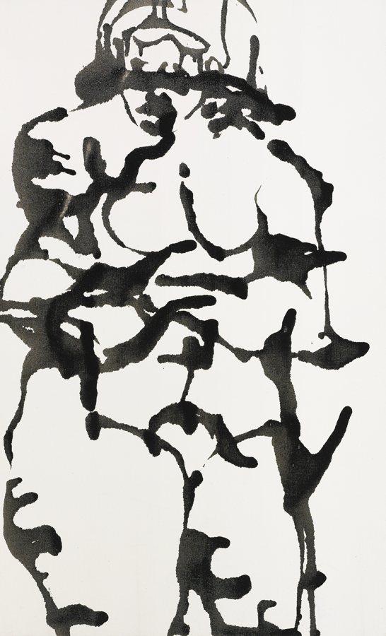 David Smith-Nude-1964