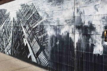 David Soukup - mural