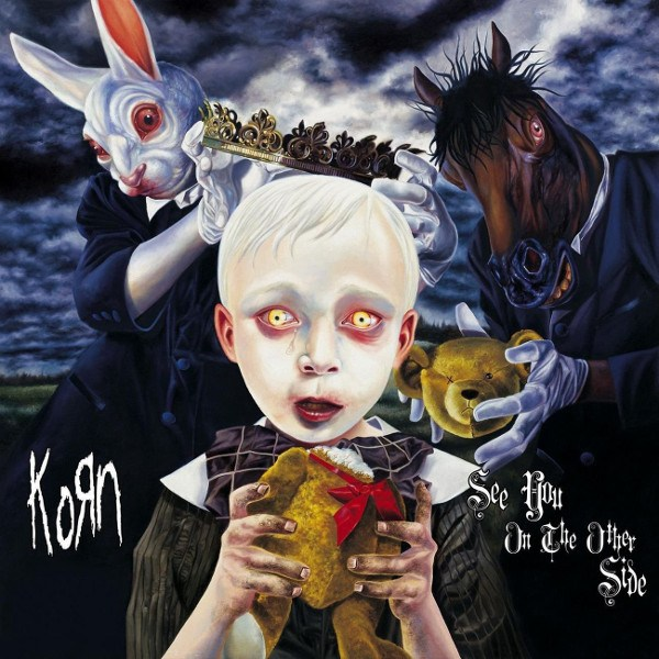 David Stoupakis - Korn's See You on the Other Side album artwork, 2005