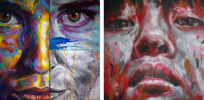 David Walker paintings news years