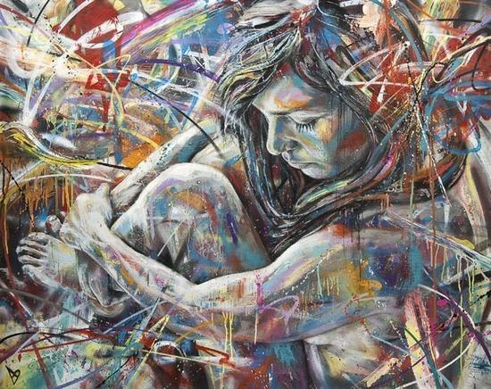 David Walker-Nude in Full Colour-2010