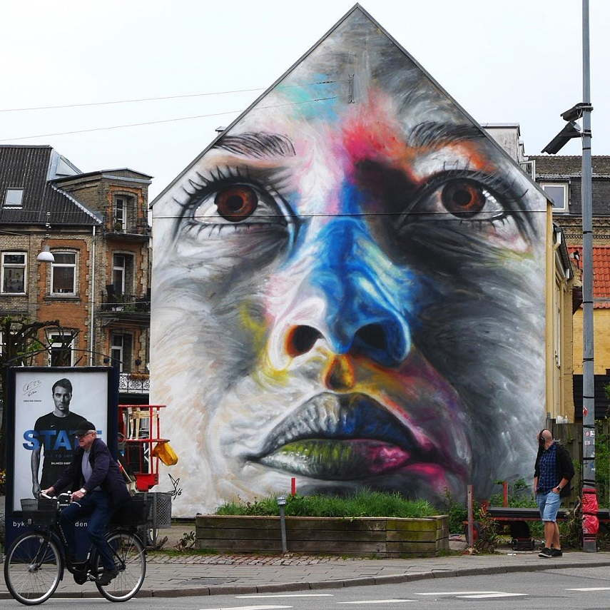 David Walker for Out in the Open festival in Aalborg, Denmark, 2016