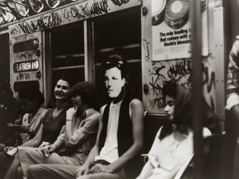 David Wojnarowicz - Arthur Rimbaud in New York