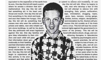 David Wojnarowicz - Untitled (One day this kid . . .)