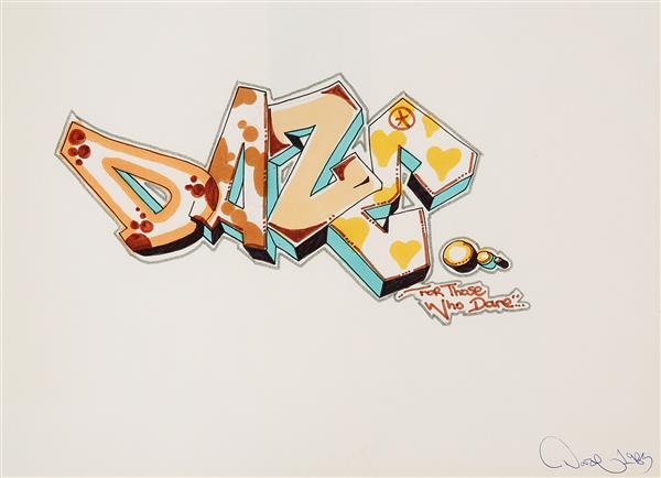 Daze-For those who dare-1983