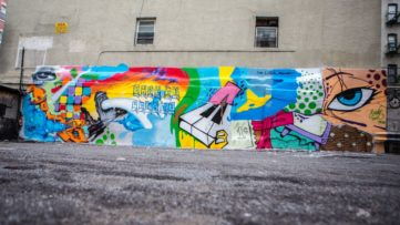 10 Legendary New York Graffiti Artists | Widewalls