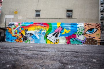 City of Talents Brings Legendary Graffiti Writer Daze to Toulouse