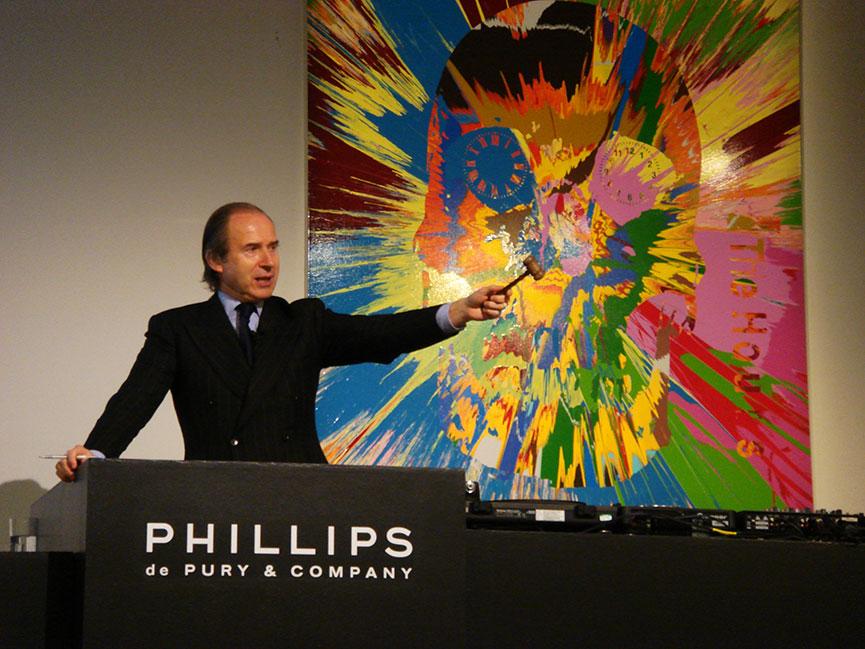 Phillips, de Pury & Lexembourg