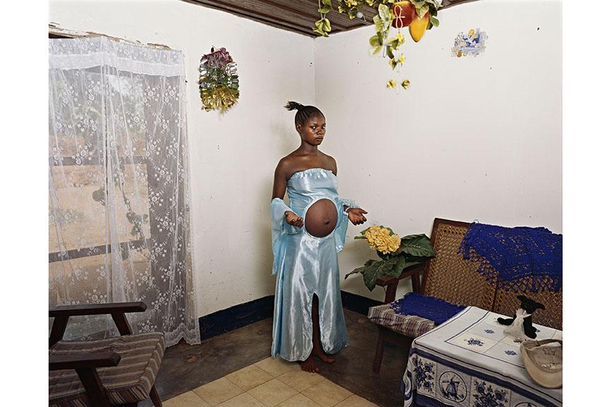 Deana Lawson - Mama Goma, Gemena, DR Congo, 2014