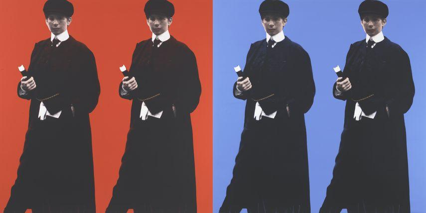 Deb Kass - Double Double Yentl (My Elvis), 1993